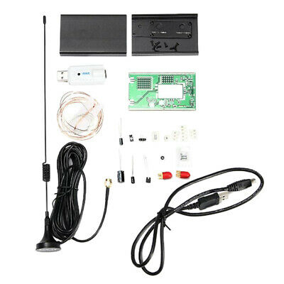100KHz-1.7GHz UHF VHF RTL-SDR USB Tuner Receiver with Antenna Cable DIY Kits