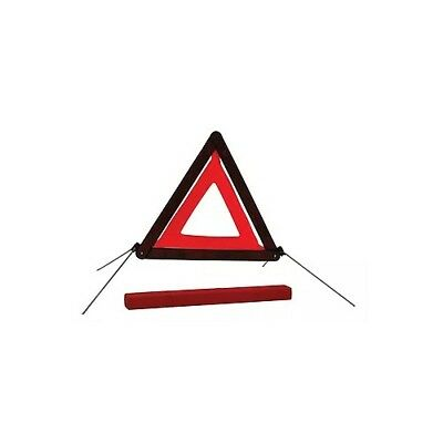 Triangle de signalisation pliable securite