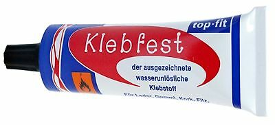 Klebfest Shoe Repair Glue Super Strong Contact Adhesive Large 60g