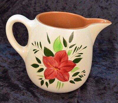 Stangl Pottery Country Garden Trenton NJ 32 ounce Pitcher