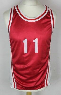 #11 Vintage Basketball Jersey Mens Large True Fan