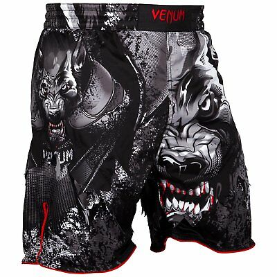 "Venum MMA Fight Shorts ""Werewolf"" Kampfsport MMA Fight Grappling Shorts Herren"