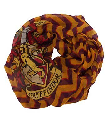 Harry Potter Gryffindor Infinity Scarf for Women by elope
