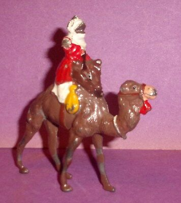 RARE Mounted Britains Arab on Camel no right arm