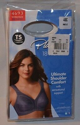 Playtex Bra 18 Hour Wirefree Multi Sizes/colors/styles Nip Org $33
