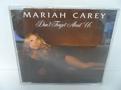 MARIAH CAREY - Dont Forget About Us Pt 1 - CD - Single
