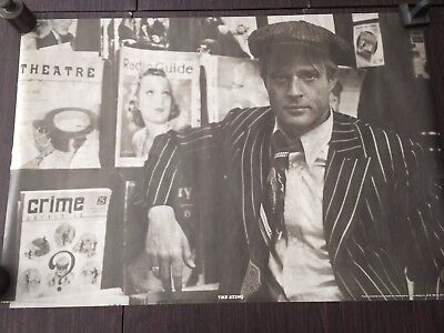 Nis 23X33 Vintage 1973 Poster Robert Redford The Sting Young Sexy Hunk B2