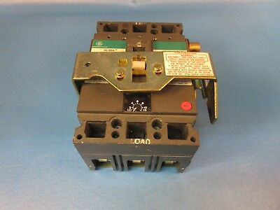 GE TEC36150 Mag-Break Circuit Breaker, 3 Pole 150 AMP