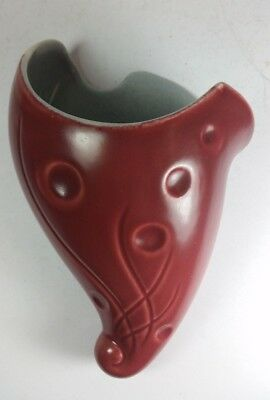 Vintage Royal Norfolk Pottery Wall Pocket