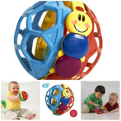 Baby Einstein Bendy Ball For Curious Kiddos Aged 3 to 36 Months BPA & Latex Free