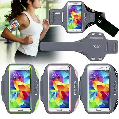 GBOS® Armband For Samsung Galaxy S4 With Adjustable Sports Gym Jogging Workout