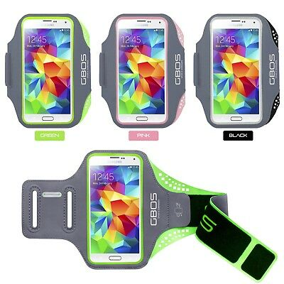 GBOS® Armband With Adjustable Sports Gym Jogging Exercise For Samsung Galaxy S3