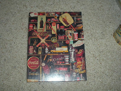 COLLECTIBLE 'COKE IS IT' NOSTAlGIC 500 PIECE PUZZLE-BOX STILL SEALED-NEVER OPEN