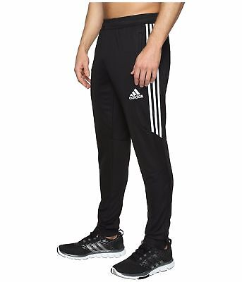 MEN'S ADIDAS Tiro 17 Pants - BS3693 - Black/White/White.New