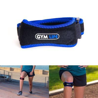 Adjustable Patella Tendon Knee Support Brace Strap Band Wrap Protector Sport Gym