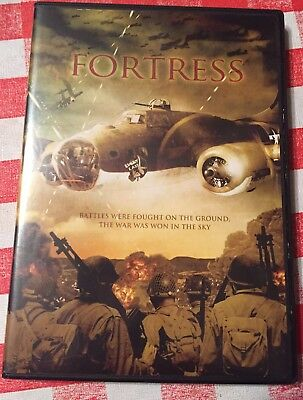 Fortress-DVD - Like New