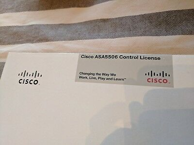 Cisco ASA5506 Control License
