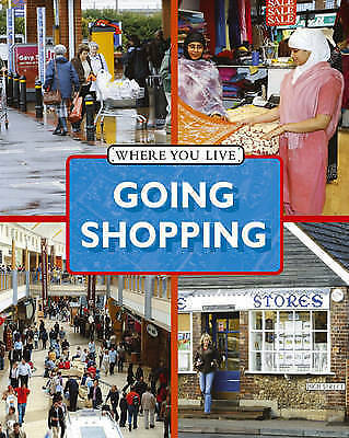 Going Shopping (Where You Live) by Nason, Ruth