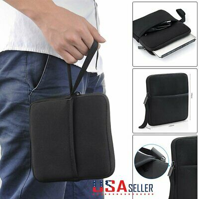 Protector Carrying Sleeve Cover Pouch For External USB CD DVD Hard Drive Writer