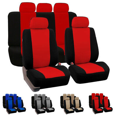 Front Seat Cover Car Seat Protector Universal Car Covers Interior Accessories
