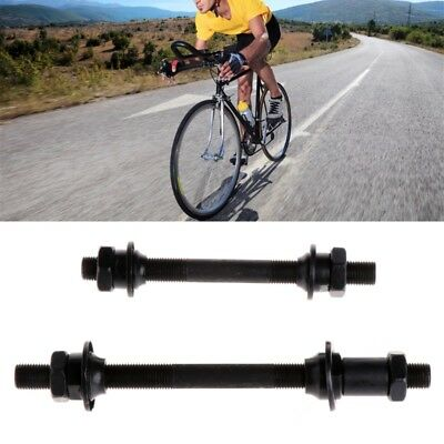 New Mountain Bike Bicycle Quick Release Front Back Axles Hollow Hub Shaft Lever