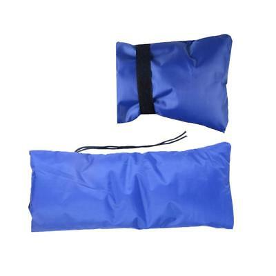 2X Outdoor Faucet Cover Faucet Socks for Freeze Protection Blue Size S+L