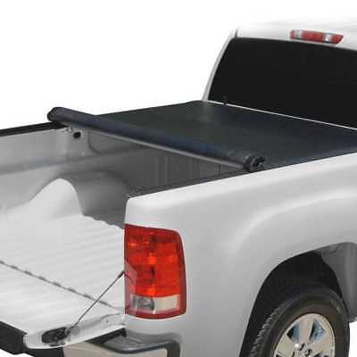 6.5ft Bed Lock & Roll Soft Tonneau Cover fits 04-13 Ford F-150