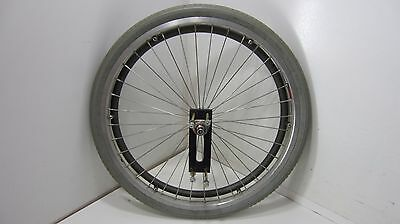 "Quickie 2 Youth/Pediatric Wheelchair Part: Replacement Rear Wheel 20"" w/Hardware"