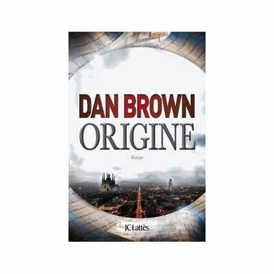Origine - Dan Brown - Neuf