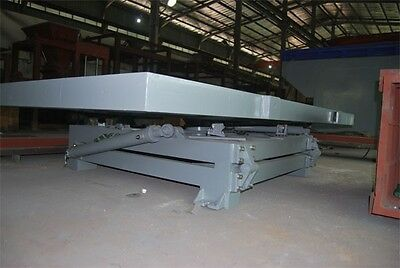 Complete Universal powered hydraulic table system for Bridge Saw <<NEW>>