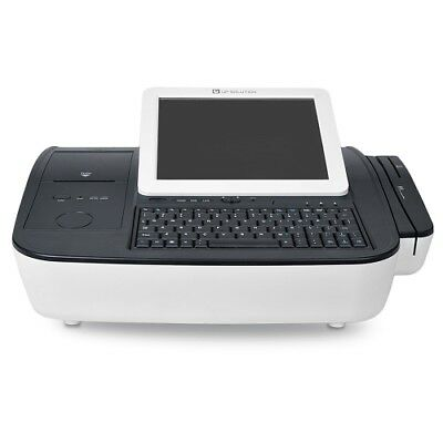 "Sharp UP-3000 Touchscreen Point of Sale Terminal w/8.4"" Display & Built-in Print"