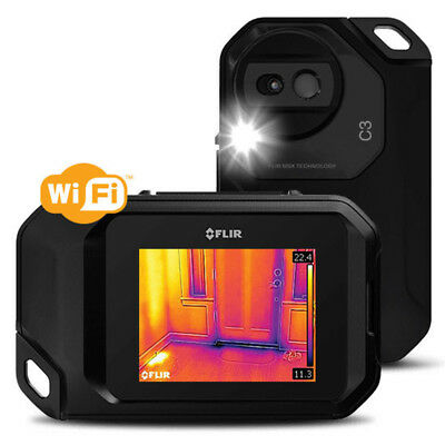 Flir C3 Thermal Imaging Camera with MSX and Wi-Fi