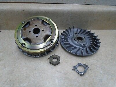 Yamaha 180 XC RIVA XC180 SCOOTER Used Engine Primary Clutch 1983 YB182