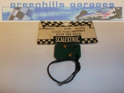 Greenhills Scalextric Vintage track Plug Assembly W/754  - NEW - MACC339