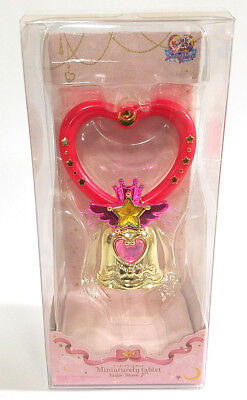 Sailor Moon - Miniaturely Tablet Part 7 Keychain Toy - Crystal Carillon Wand