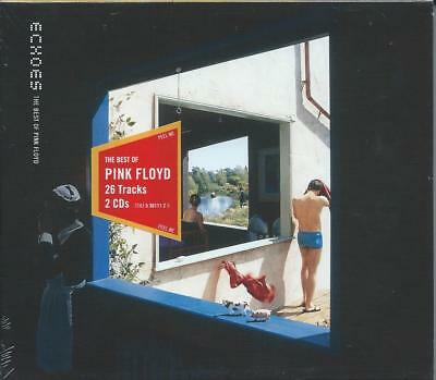 Pink Floyd - Echoes - The Best Of [Greatest Hits] 2CD 2001 NEW/SEALED