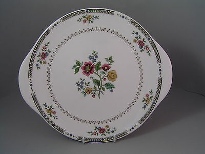 Royal Doulton Kingswood Bread And Butter/cake Plate, Tc 1115.