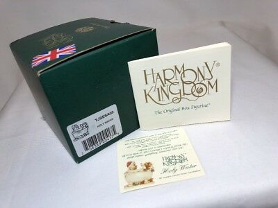 Harmony Kingdom Original Box Figurine Replacement BOX ONLY Holy Water