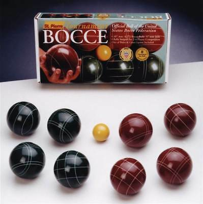 Tournament Grade Professional Bocce Set with Eight Balls [ID 8172]