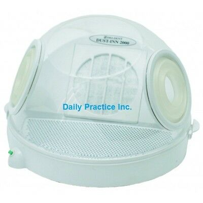 Deldent Dust-Inn 2000 Dust Collector Replacement Dome with Handguards #502602