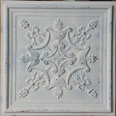 Ceiling tile Faux finishes tin 3D old peeling decor wall panel PL07 10tiles/lot