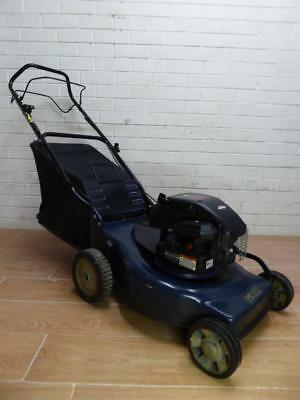 "QUALITY 4 STROKE SELF PROPELLED GMC 21"" Lawn Mower + CATCHER BRIGGS & STRATTON"