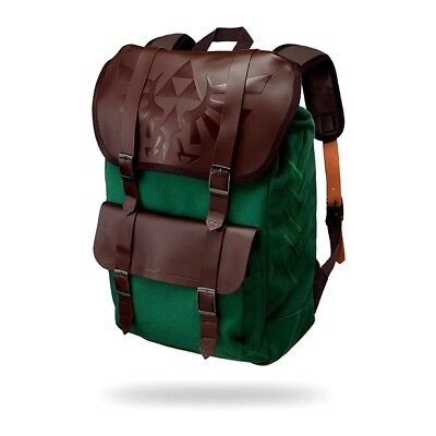 New LIMITED EDITION Legend of Zelda Link's LEATHER Backpack FAST Shipping