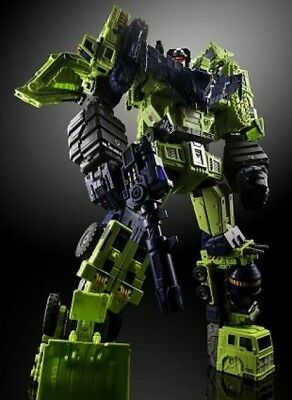 Toyworld TW-C07 Constructor Full Set (3rd party Devastator)