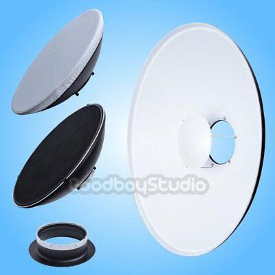 42cm 16'' White Honeycomb Beauty Dish Multiblitz-A Mount (Speedring Changeable)