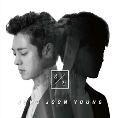 K-POP JUNG JOON YOUNG Single Album [SYMPATHY/공감] CD + Booklet Sealed