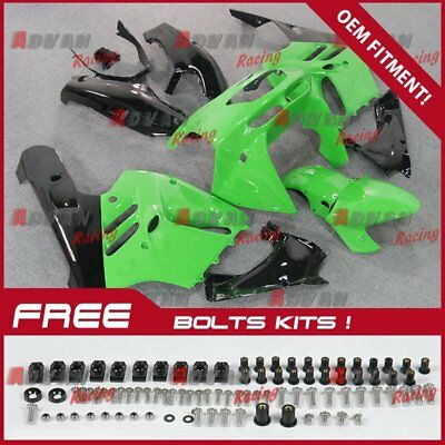 For Kawasaki Ninja ZX9R 1994-1997 Fairings Bolts Screws Set Bodywork Plastic 10