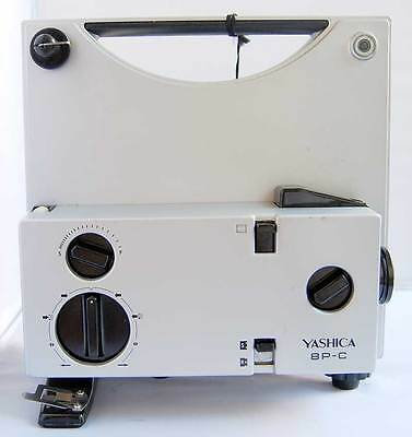 Proyector Super 8 Yashica 8P-C