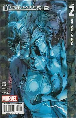 Marvel Comics Ultimates 2 2 NM-/M 2005