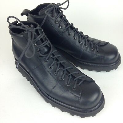 Cole Haan High Ankle Boots Black Mens Ultra Light XL Series US 12